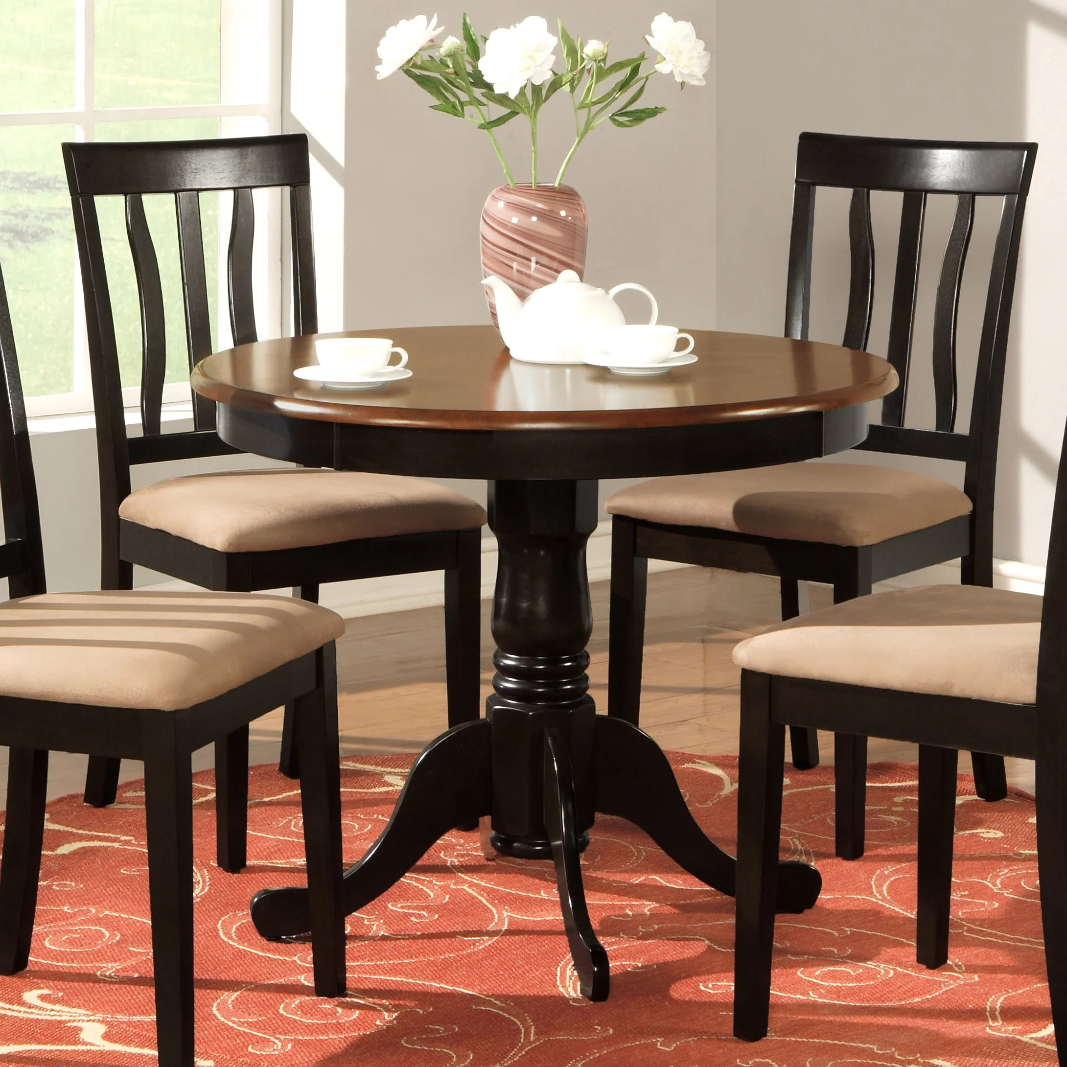 round kitchen dining tables c a~ round kitchen tables QUICK VIEW Caledonia Dining Table