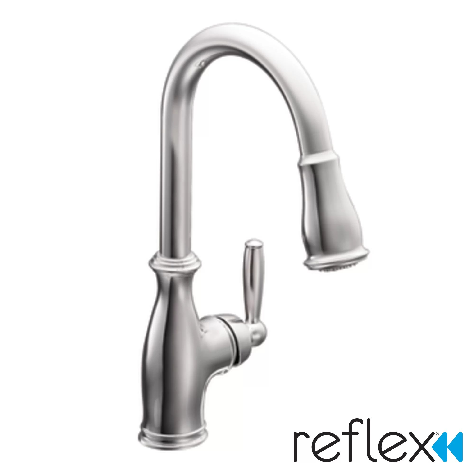 kitchen faucets c discount kitchen faucets Brantford Single Handle Pull Down Kitchen Faucet