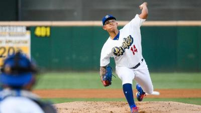 Urias Joins Quakes, Saylor Records History In Win Over JetHawks | Quakes