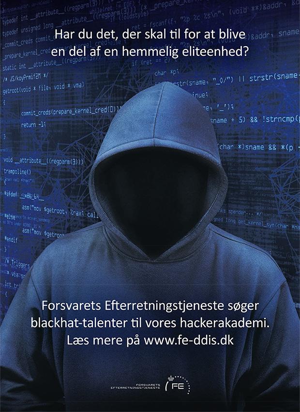 forsvarets efterretningstjeneste hacker