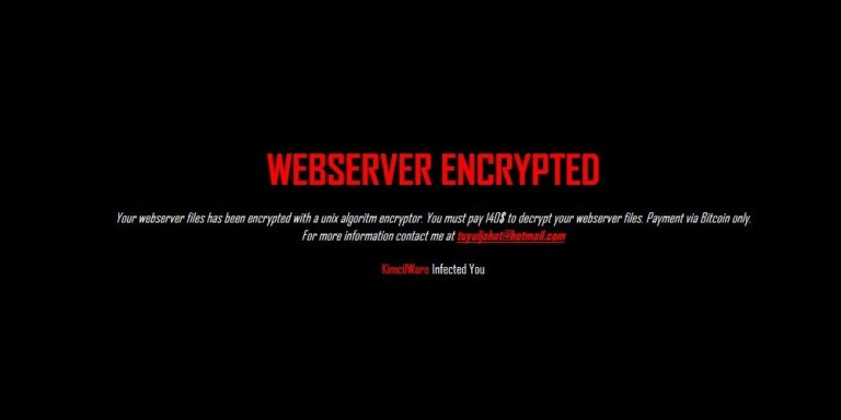 magento kimcilware ransomware