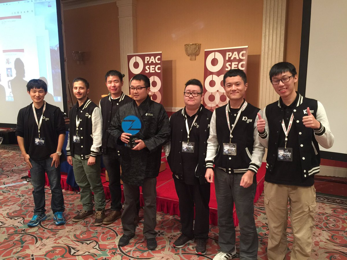 Mobile Pwn2Own tencent-team-keen