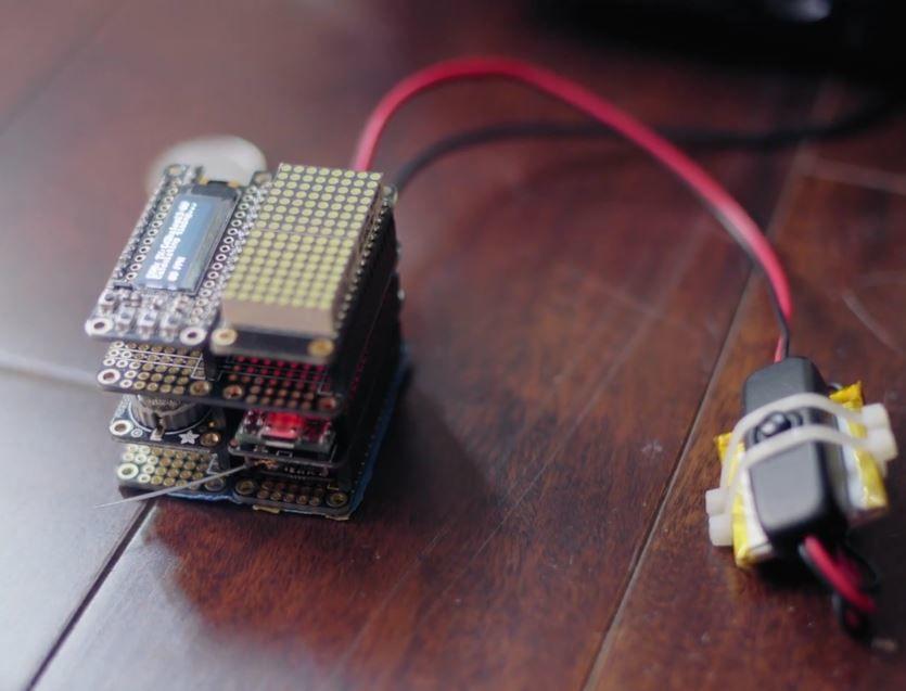 icarus box -drones-hacking