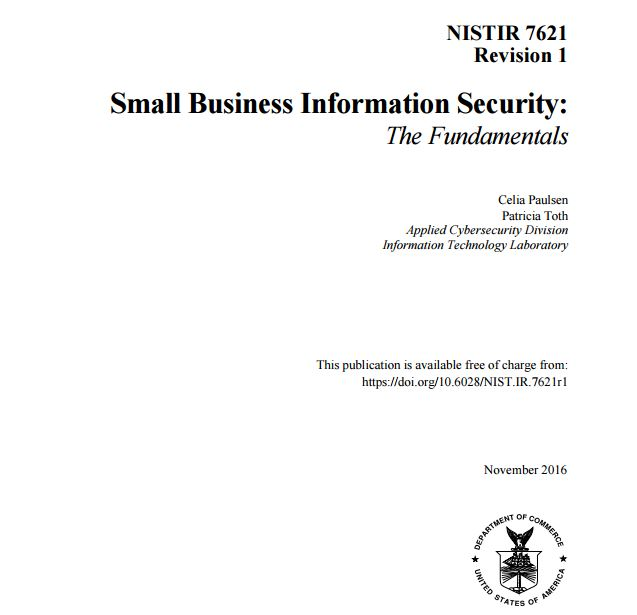 nist-small-business-information-security