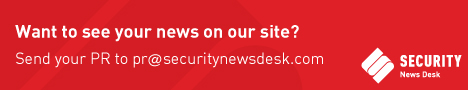 Send your PR to pr@securitynewsdesk.com