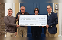 Kirintec donates £10000 to Iraqi project