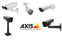 New AXIS Q17 Series Fixed Network Cameras