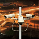 Keeping Cities Safe with Information Superiority
