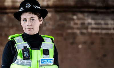 Body Worn Video camera surveillance solutions on trial for police officers