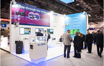 CRFS Limited have great success at DSEI 2015