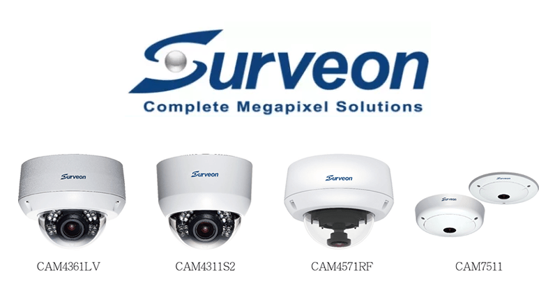 Airline Catering Service Provider adopts Surveon's system
