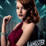 Emma Stone Exclusive Poster for Gangster Squad