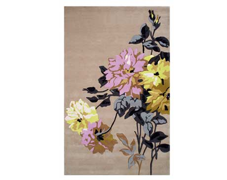 Home-Decor-Floral-Rug