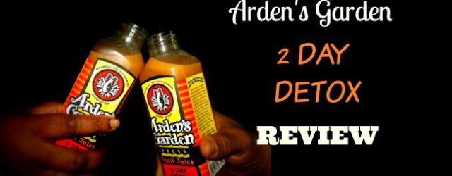 Arden's Garden 2 day Detox