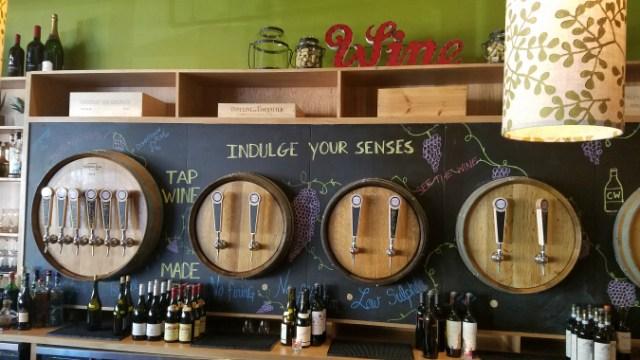 City Winery Atlanta Wine On Tap