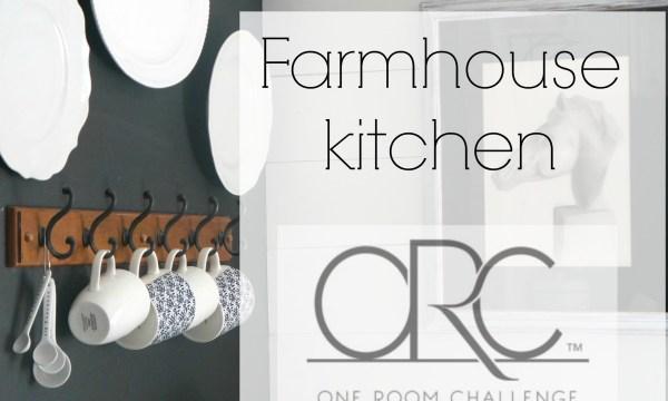 ORC Farmhouse Kitchen Room Reveal