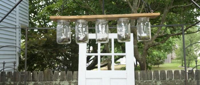 outside mason jar light fixture 3
