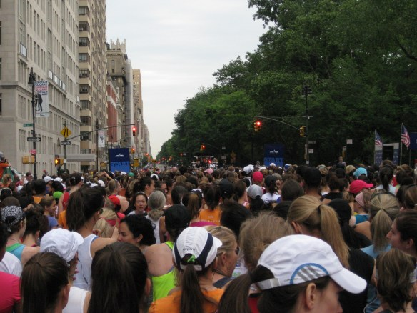 The Start of the NYRR Mini 10k