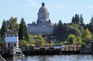 The state Capitol in Olympia offers lessons on how government works and stunning architecture, all offered via several free tours.