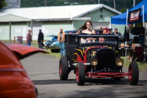 Hundreds of car enthusiasts showed up at the Southwest Washington Fairgrounds in Chehalis for the Billetproof Car Show on Saturday afternoon. Owners of hot rods and custom cars revved their engines across the pavement at the fairgrounds.