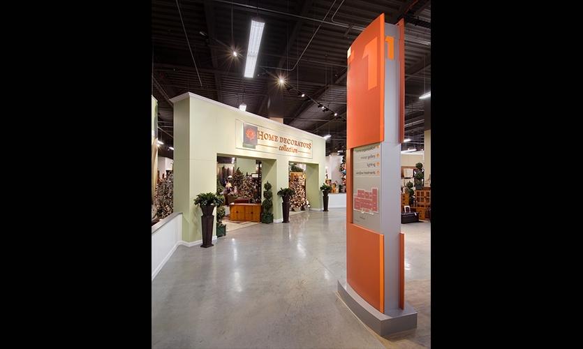 Home Depot Design Center | SEGD