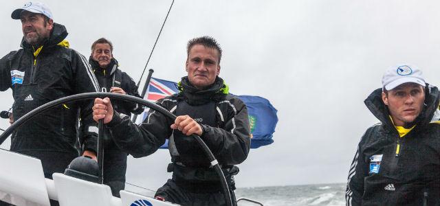 """Die Jugend am Ruder: Youth Sailing Workshop mit Tim Kröger und Robert Stanjek an Bord der """"The Spirit of Europe"""" © Jens Anders"""
