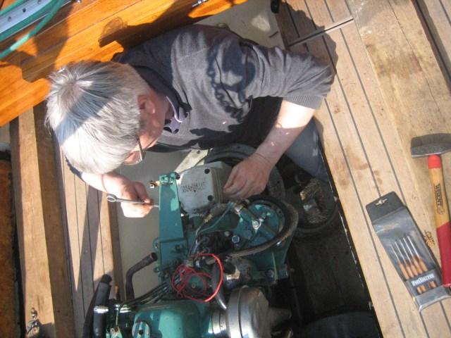 Bootsbau, Bootsmotoren
