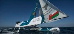 Mit Team Oman Air mit Vollgas durch den Hamburger Hafen. Sei dabei © OMANAIR.com