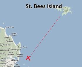 Hund, über Bord, einsame Insel, überlebt