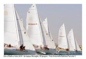 Auf diesen Booten wurde 12 Jahre lang der Giro dItalia ausgesegelt.