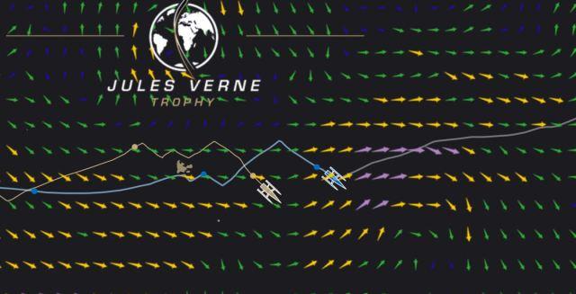 Jules Verne Rekord
