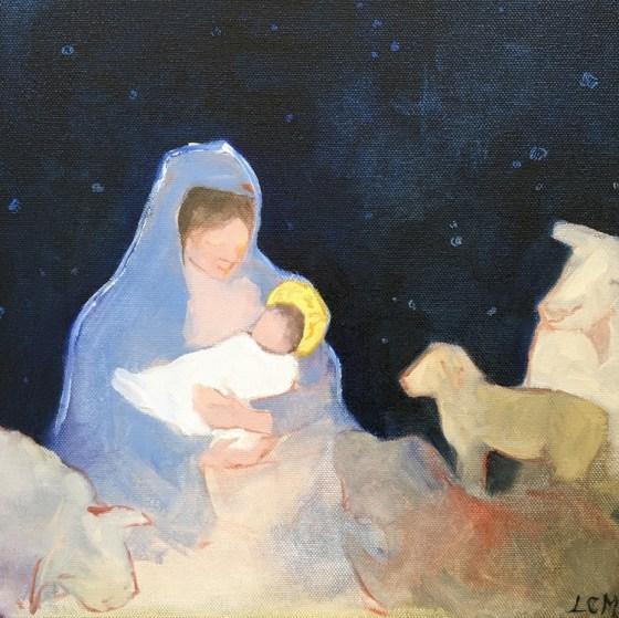 Nativity, Lynne Millar