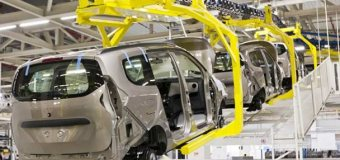 Producción de vehículos en el último año cae 60%