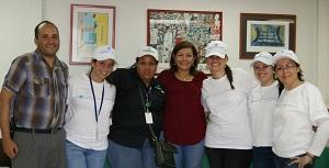 Fundación Sanitas Venezuela realizó Jornada de Vacunación contra el Neumococo en la comunidad de Santa Paula