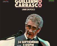 Venezuela: Guillermo Carrasco ofrecerá concierto en el Centro Cultural BOD
