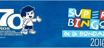 Venezuela: Banesco apoya campaña de recaudación del Ortopédico Infantil