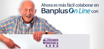 """A través de Banplus On Line ahora es más fácil colaborar con """"La Cuenta Inolvidable"""""""