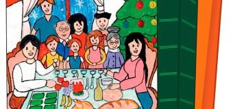 Venezuela: Esthephanny Correa ganó el Concurso Pinta la Navidad con Banesco