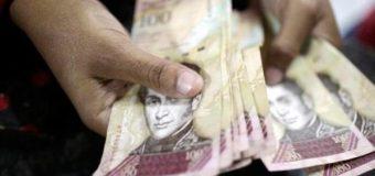 Venezuela: BCV propone que sea progresiva salida del billete de Bs 100
