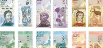 Venezuela: Tercer cargamento de billetes de Bs 500 arribará al país el 26 de diciembre