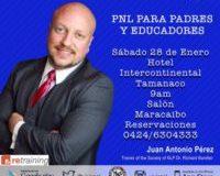 Venezuela: El sábado 28: Seminario PNL para padres y educadores
