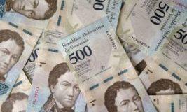 Venezuela: Llegó al país cargamento de billetes de 5 mil y 10 mil bolívares