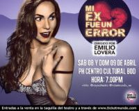 Venezuela: Judy Buendía regresa a Venezuela para presentar su Stand Pop Comedy Mi ex fue un error