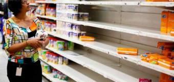 Venezuela: Canasta básica familiar subió a Bs 1,21 millones