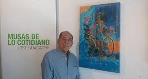 Venezuela: Musas de José Guacache hasta el 31 de mayo en la Alianza Francesa de Chacaíto