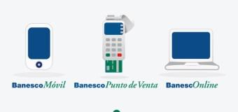 Venezuela: Banesco registró más de 400 millones de transacciones a través de sus canales electrónicos en agosto