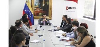 Venezuela: Sudeaseg y Sudeban realizaron mesas de trabajo