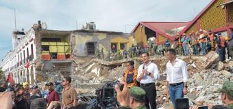 Los daños a las infraestructuras y a las viviendas tras el terremoto de México se esperan que sean limitados