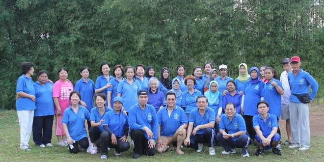 Komunitas SEnam Pernapasan 18 Jurus Tai Chio Qi Gong - Kebun Jeruk Jakarta Barat