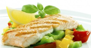 Sehat alami - Submer alami omega 3 - _ikan salmon omega 3